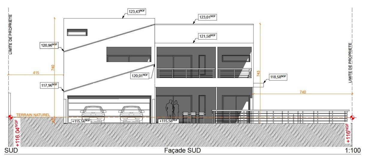 nougaret architecte expert montpellier villa